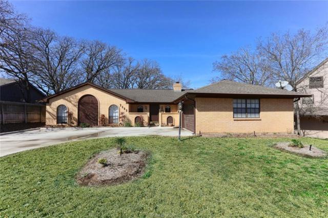2409 Quail Hollow Drive, Bryan, TX 77802 (MLS #18003259) :: Platinum Real Estate Group