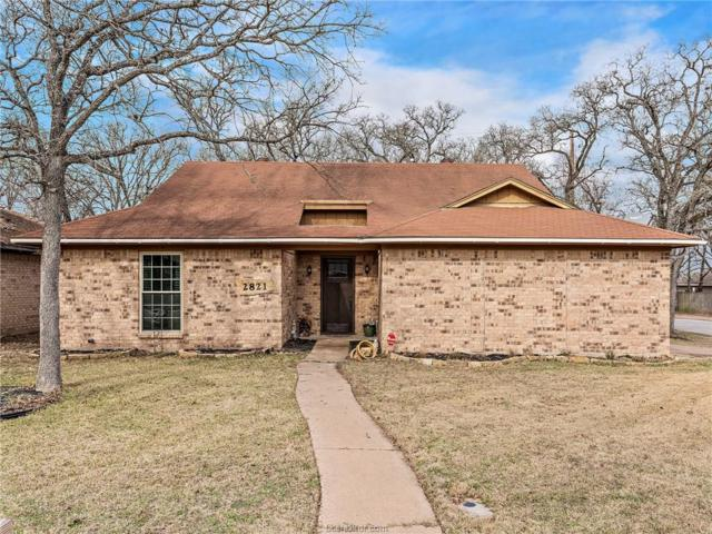 2821 Forestwood Drive, Bryan, TX 77801 (MLS #18004369) :: Platinum Real Estate Group