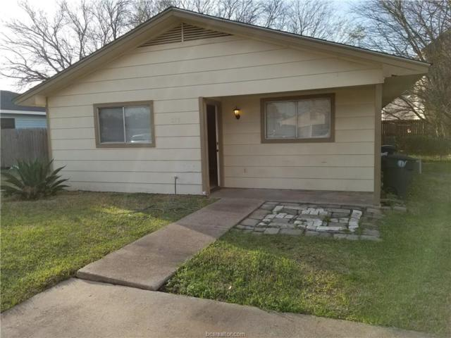 213 Richards Street A, College Station, TX 77840 (MLS #18004387) :: Platinum Real Estate Group