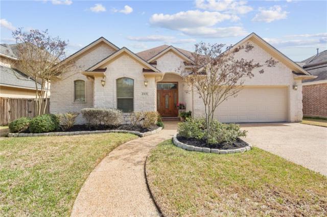 2415 Norham Drive, College Station, TX 77845 (MLS #18004506) :: Cherry Ruffino Realtors