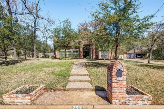 2901 Camille Drive, College Station, TX 77845 (MLS #18004546) :: The Tradition Group