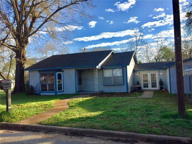 515 Perkins Street, Franklin, TX 77856 (MLS #18004665) :: Amber Dawn Cox Realty Group