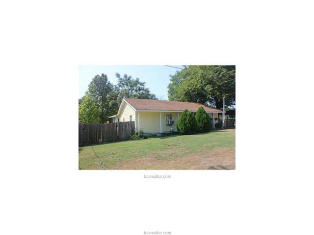800 E E. Wheelock St Street, Franklin, TX 77856 (MLS #18004669) :: Amber Dawn Cox Realty Group