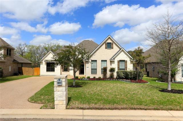 2422 Stone Castle, College Station, TX 77845 (MLS #18004672) :: The Tradition Group