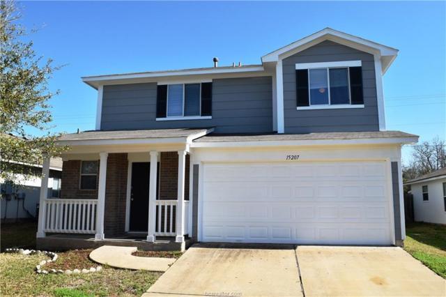 15207 Faircrest Drive, College Station, TX 77845 (MLS #18004690) :: Platinum Real Estate Group