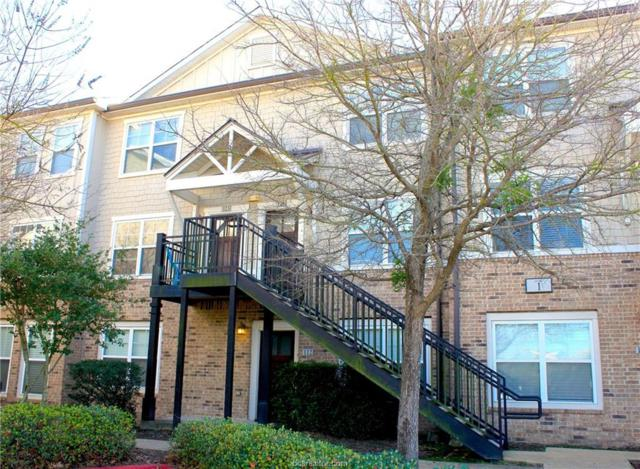 1725 Harvey Mitchell #124, College Station, TX 77840 (MLS #18004706) :: The Tradition Group