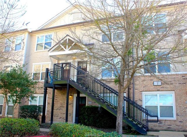 1725 Harvey Mitchell #124, College Station, TX 77840 (MLS #18004706) :: Platinum Real Estate Group