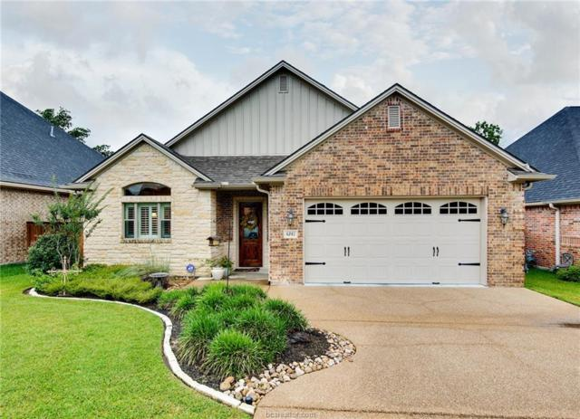 4241 Rock Bend Drive, College Station, TX 77845 (MLS #18004748) :: Amber Dawn Cox Realty Group