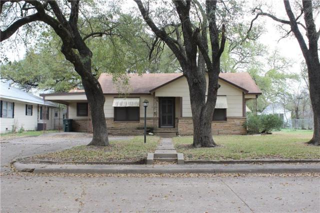 1304 E 30th Street, Bryan, TX 77802 (MLS #18004753) :: The Tradition Group