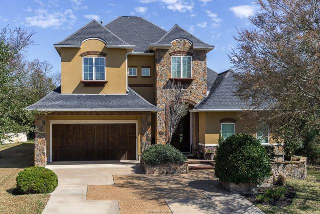 2813 Persimmon Ridge Court, Bryan, TX 77807 (MLS #18004944) :: Cherry Ruffino Realtors