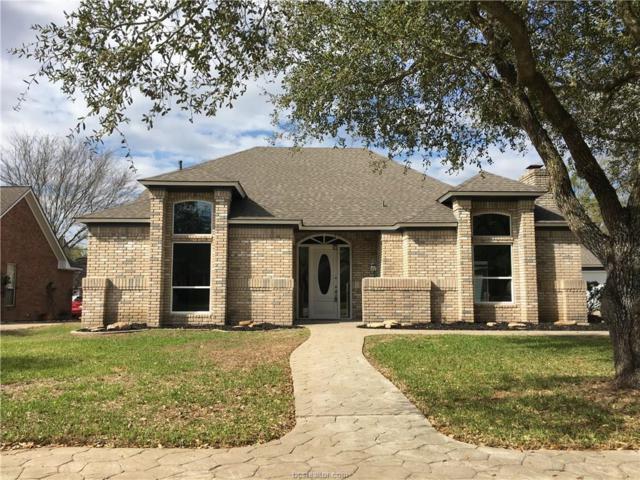 2218 E Briargate Drive, Bryan, TX 77802 (MLS #18004947) :: Cherry Ruffino Realtors