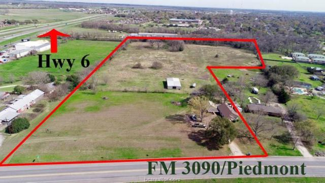 1510 & 1512 Piedmont Rd Farm To Market Road, Navasota, TX 77868 (MLS #18004989) :: Amber Dawn Cox Realty Group