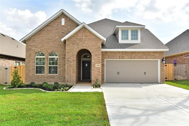 2605 Hailes Court, College Station, TX 77845 (MLS #18005012) :: Platinum Real Estate Group