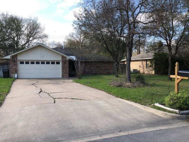 1004 Wedgewood, Bryan, TX 77801 (MLS #18005158) :: The Tradition Group