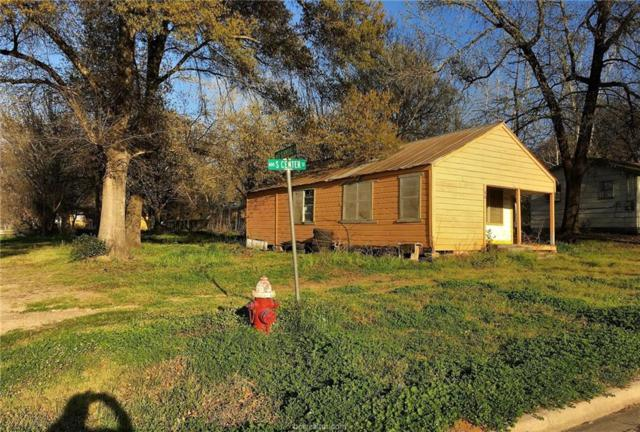600 S Center Street, Franklin, TX 77856 (MLS #18006160) :: Amber Dawn Cox Realty Group