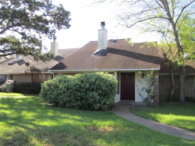 931 Navidad Street, Bryan, TX 77801 (MLS #18006213) :: Amber Dawn Cox Realty Group