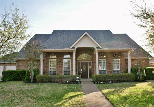 712 Berry Creek Drive, College Station, TX 77845 (MLS #18006266) :: Amber Dawn Cox Realty Group
