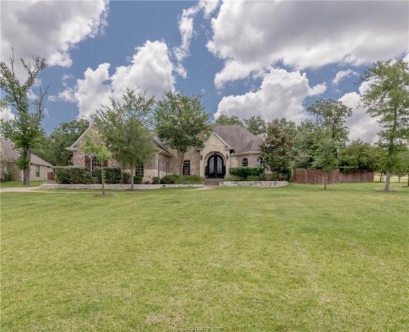 4700 Johnson Creek Loop, College Station, TX 77845 (MLS #18006277) :: Cherry Ruffino Realtors