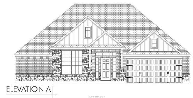 2121 Stubbs Drive, Bryan, TX 77807 (MLS #18006281) :: Platinum Real Estate Group