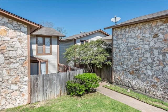 2411 De Lee Street #22, Bryan, TX 77802 (MLS #18006409) :: Platinum Real Estate Group