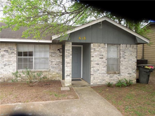 618 San Mario Court, College Station, TX 77845 (MLS #18006414) :: The Tradition Group