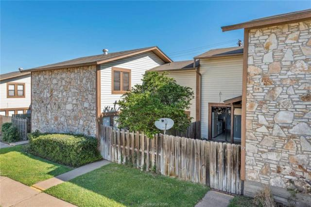 2411 De Lee Street #17, Bryan, TX 77802 (MLS #18006437) :: The Tradition Group