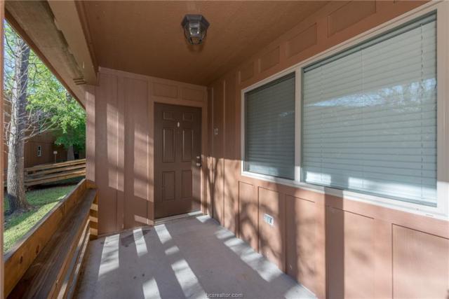 3923 Old Oaks Drive #12, Bryan, TX 77802 (MLS #18006508) :: Cherry Ruffino Realtors