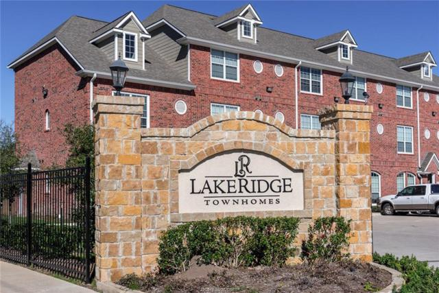 1198 Jones Butler Road #204, College Station, TX 77840 (MLS #18006521) :: The Tradition Group