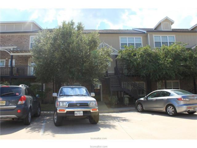 1725 Harvey Mitchell #1323 #1323, College Station, TX 77840 (MLS #18006563) :: The Tradition Group