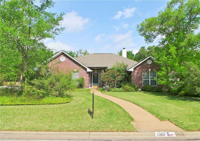 1207 Bayou Woods Drive, College Station, TX 77840 (MLS #18006577) :: RE/MAX 20/20