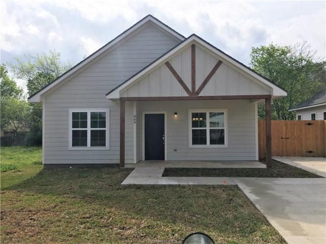 809 Henderson Street, Bryan, TX 77803 (MLS #18006621) :: The Tradition Group