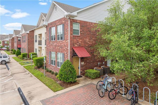 801 Luther Street #601, College Station, TX 77840 (MLS #18006623) :: RE/MAX 20/20