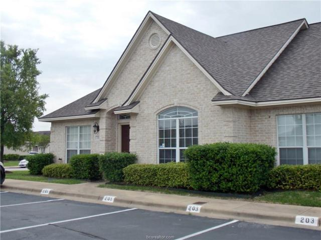 201 Fraternity Row #55, College Station, TX 77845 (MLS #18006671) :: The Tradition Group