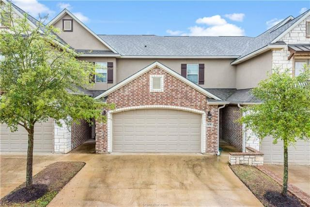 1436 Crescent Ridge Drive, College Station, TX 77845 (MLS #18006794) :: Treehouse Real Estate