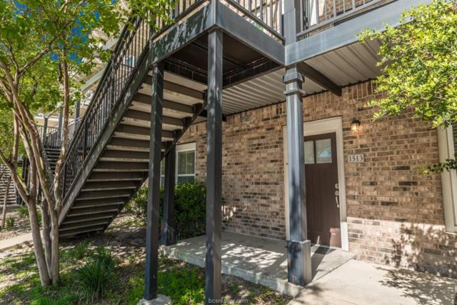 1725 Harvey Mitchell #1513, College Station, TX 77840 (MLS #18006883) :: The Tradition Group