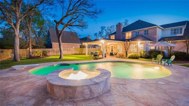 3205 Westchester Avenue, College Station, TX 77845 (MLS #18006917) :: The Tradition Group