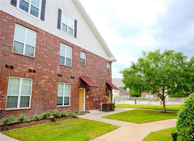 801 Luther Street #403, College Station, TX 77840 (MLS #18007066) :: The Tradition Group