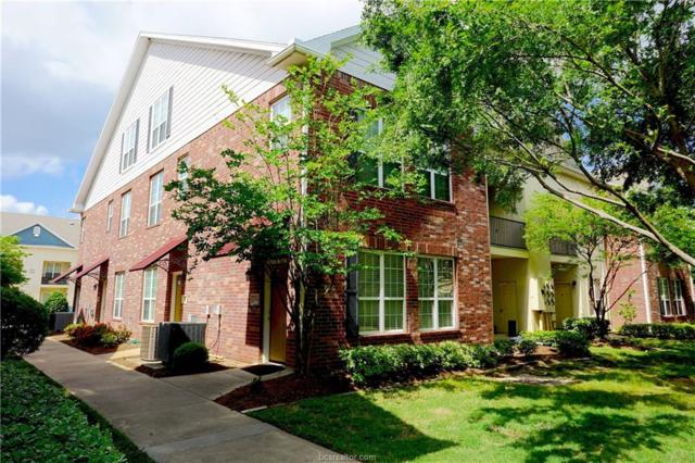 801 Luther Street #1504, College Station, TX 77840 (MLS #18007127) :: The Tradition Group