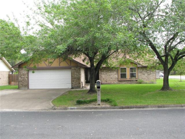 2600 Vicksburg Court, College Station, TX 77845 (MLS #18007166) :: The Tradition Group