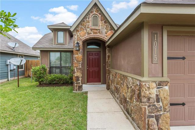 1015 Venice Drive, Bryan, TX 77808 (MLS #18007207) :: The Tradition Group