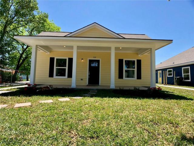 1509 Una Ave., Bryan, TX 77803 (MLS #18007211) :: The Tradition Group