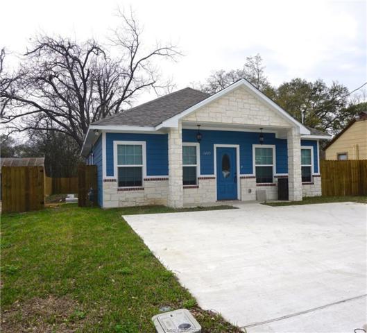 1405 E 25th Street, Bryan, TX 77803 (MLS #18007247) :: Platinum Real Estate Group
