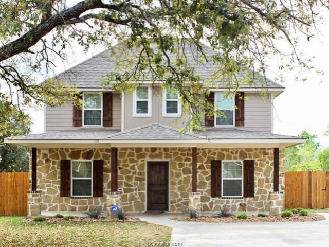1012 Milner Drive, College Station, TX 77840 (MLS #18007298) :: The Tradition Group