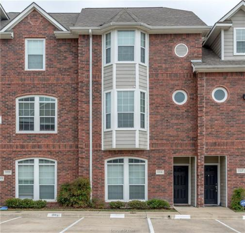 305 Holleman Drive #1106, College Station, TX 77840 (MLS #18007330) :: The Tradition Group