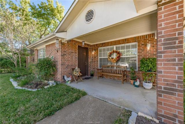 502 Thompson Street, College Station, TX 77840 (MLS #18007348) :: Treehouse Real Estate