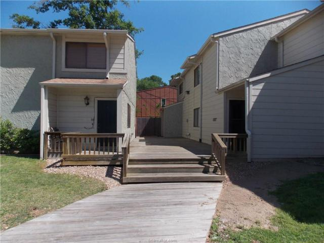 4507 Carter Creek #1, Bryan, TX 77802 (MLS #18007362) :: The Tradition Group