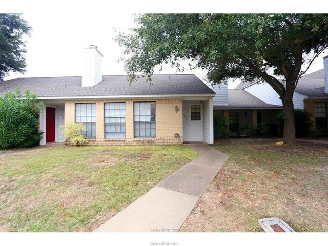 933 Spring, College Station, TX 77840 (MLS #18007374) :: The Tradition Group