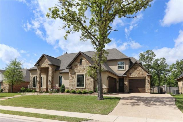 5202 Bandon Dunes Court, College Station, TX 77845 (MLS #18007390) :: The Tradition Group