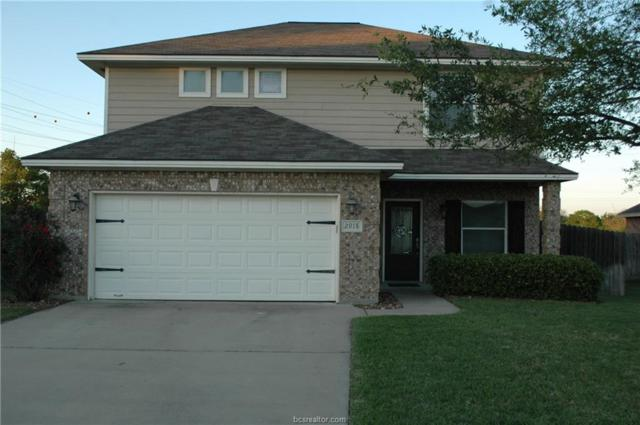 2918 Horseback Court, College Station, TX 77845 (MLS #18007493) :: Chapman Properties Group