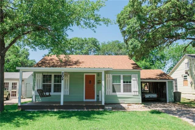 202 Bizzell Street, Bryan, TX 77801 (MLS #18007537) :: The Tradition Group